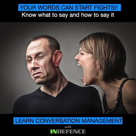 Conversation management advertising copy