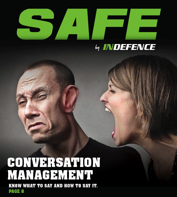 Check out our latest edition of SAFE by InDefence - Volume 6!