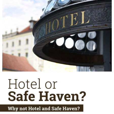 Hotel or Safe Haven image