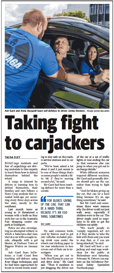 Carjacking article GB Bulletin