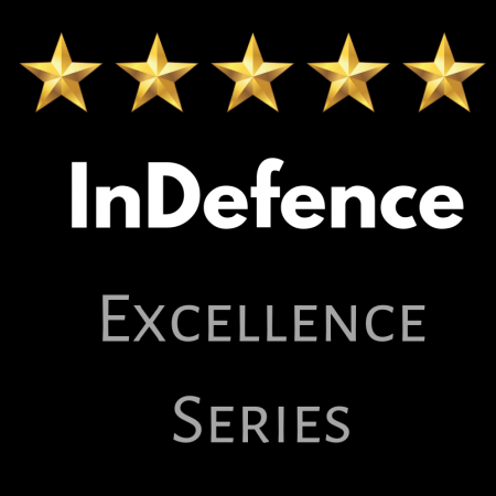 InDefence Excellence Series Website